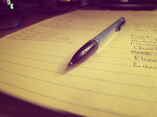 Webinar list